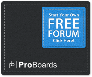 ProBoards Free Forums