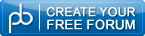 145x36 Create Your Free Forum - Blue